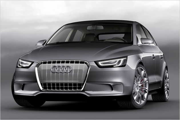 Автостекла Audi