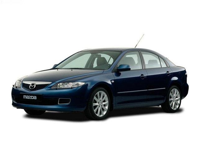 Лобовое, боковое, заднее автостекло Mazda 6 I в Уфе. 89196022100