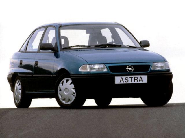 Лобовое, боковое, заднее автостекло Opel Astra F в Уфе. 89196022100