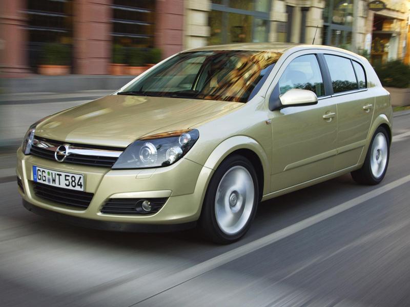 Лобовое, боковое, заднее автостекло Opel Astra H
