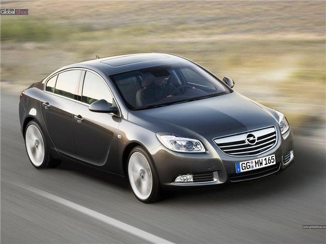 Лобовое, боковое, заднее автостекло Opel Insignia
