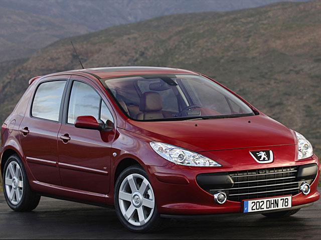 Лобовое, боковое, заднее автостекло Peugeot 307 в Уфе. 89196022100