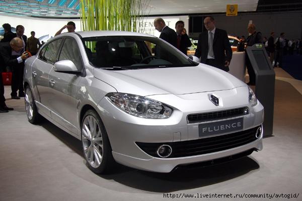 Лобовое, боковое, заднее автостекло Renault Fluence в Уфе. 89196022100