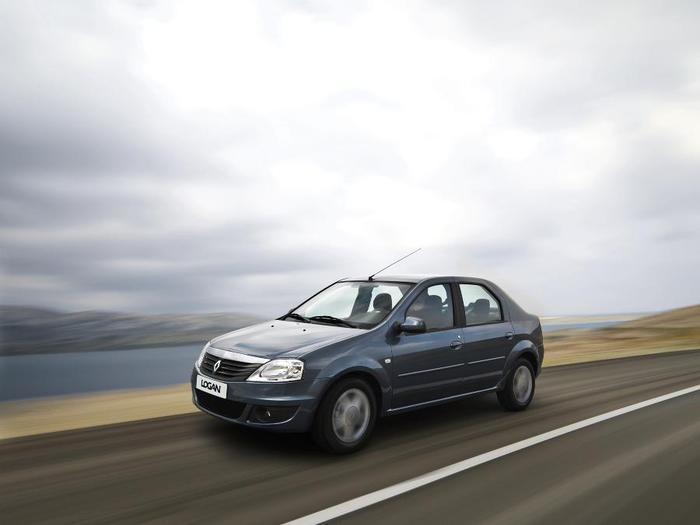 Лобовое, боковое, заднее автостекло Renault Logan в Уфе