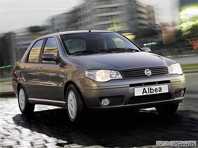 Лобовое, боковое, заднее автостекло Fiat Albea в Уфе. 89196022100