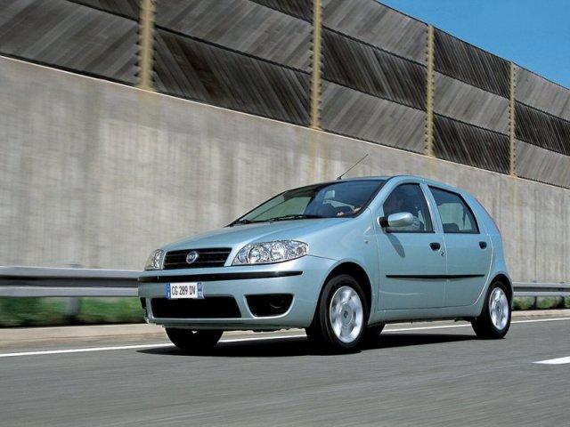 Лобовое, боковое, заднее автостекло Fiat Punto II 1999-2010 в Уфе. 89196022100
