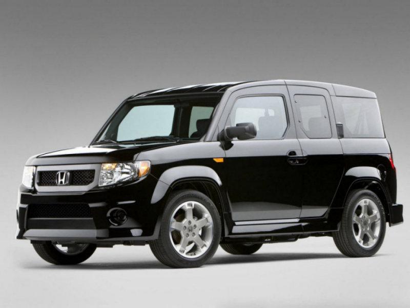 Лобовое, боковое, заднее автостекло Honda Element в Уфе. 89196022100
