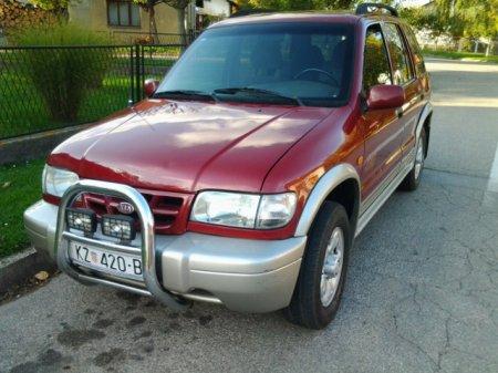Лобовое, боковое, заднее автостекло Kia Sportage I в Уфе. 89196022100