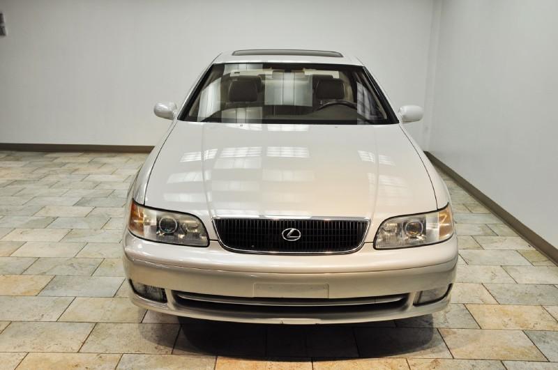 Лобовое, боковое, заднее автостекло Lexus GS 300 в Уфе. 89196022100