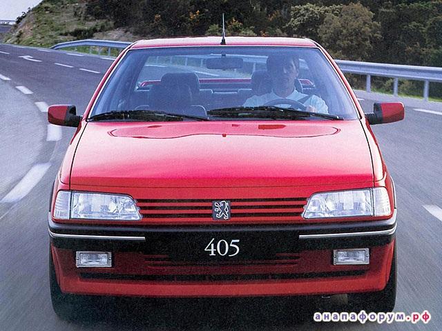 Лобовое, боковое, заднее автостекло Peugeot 405 в Уфе. 89196022100