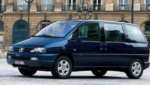 Лобовое, боковое, заднее автостекло Peugeot 806 в Уфе. 89196022100