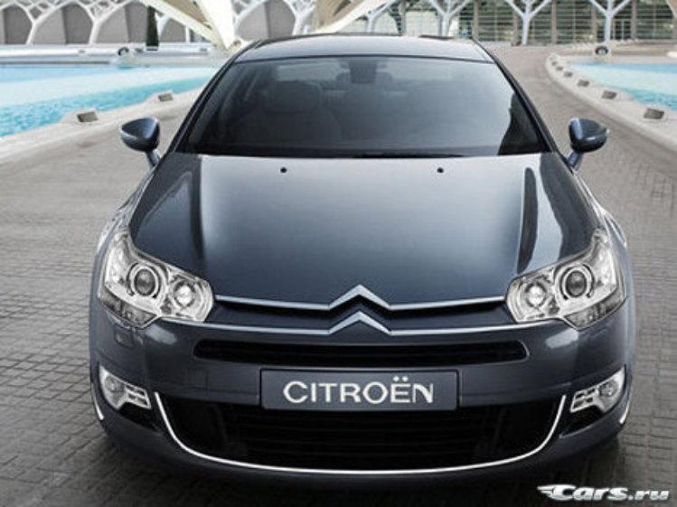 Лобовое, боковое, заднее автостекло Citroen C5 II в Уфе. 89196022100