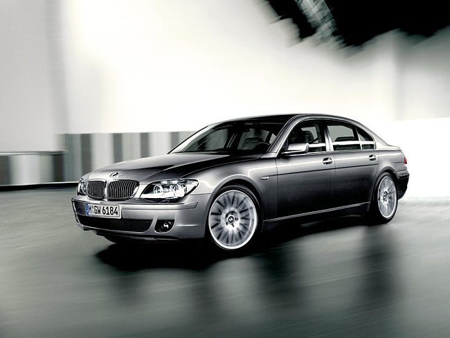 Продажа и замена лобового автостекла на BMW 7 E65