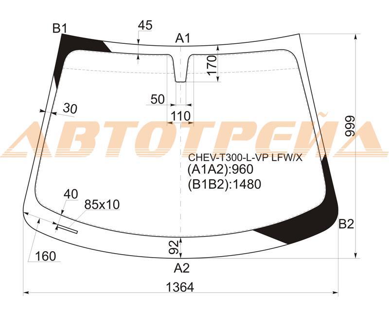 Лобовое стекло Chevrolet Aveo III 2011-, боковое стекло Chevrolet Aveo III 2011-, заднее автостекло Chevrolet Aveo III 2011-