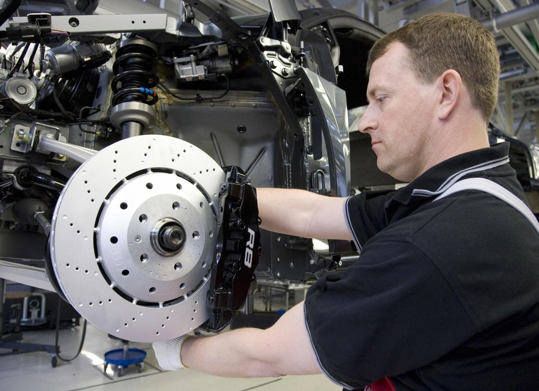 Замена тормозных колодок на ВАЗ-1111 (Ока)