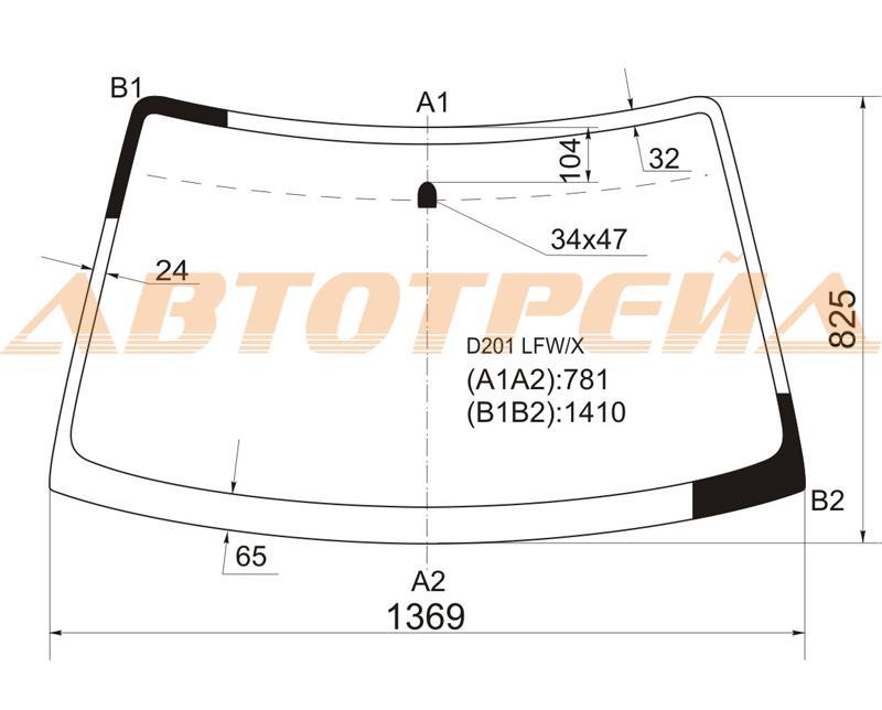 Продажа и замена автостекол Mazda Demio D201. Лобовое, боковое, заднее автостекло Mazda Demio D201
