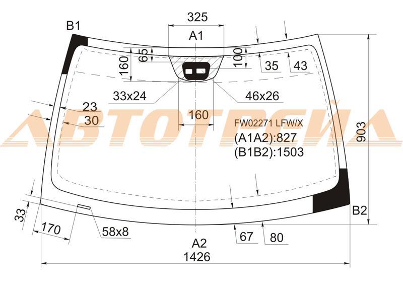 Продажа и замена автостекол Mercedes 203. Лобовое, боковое, заднее автостекло Mercedes 203