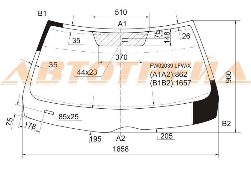 Продажа и замена автостекол Mercedes W140. Лобовое, боковое, заднее автостекло Mercedes W140
