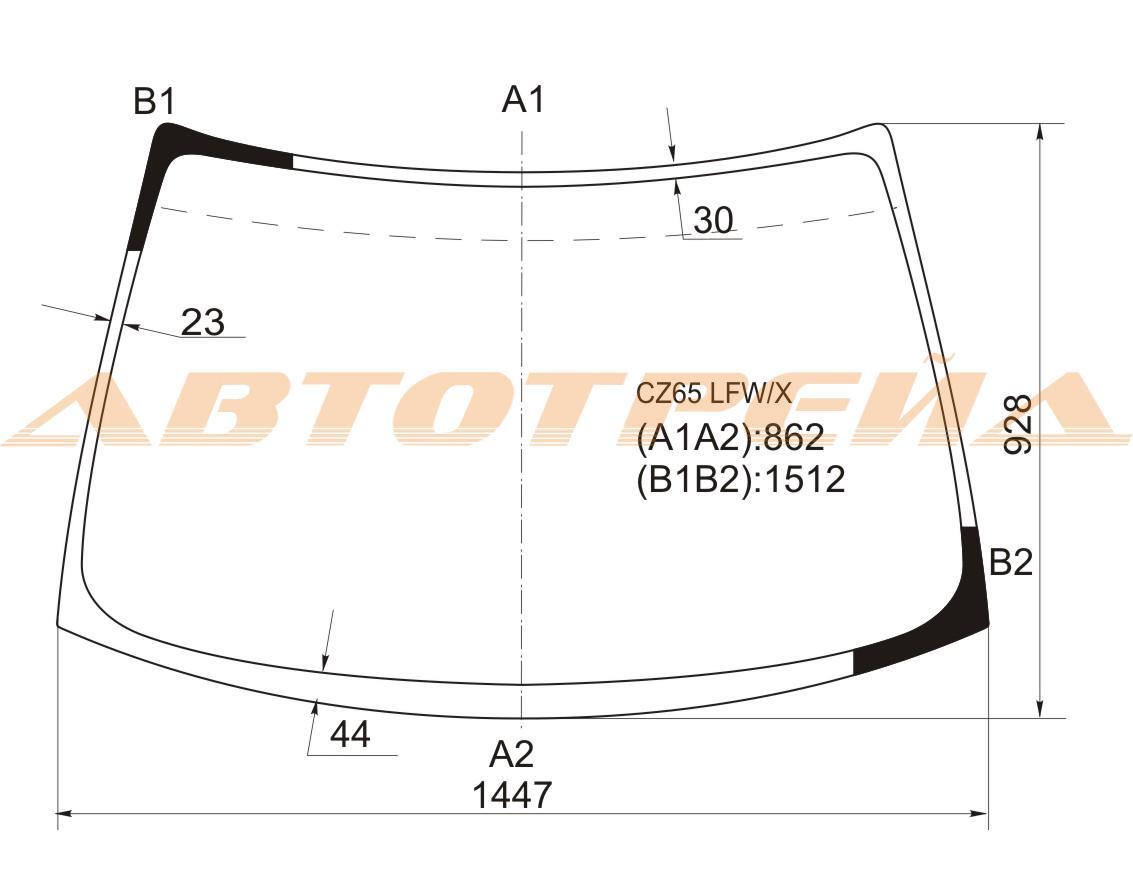 Продажа и замена автостекол Mitsubishi Space Wagon 2. Лобовое, боковое, заднее автостекло Mitsubishi Space Wagon 2