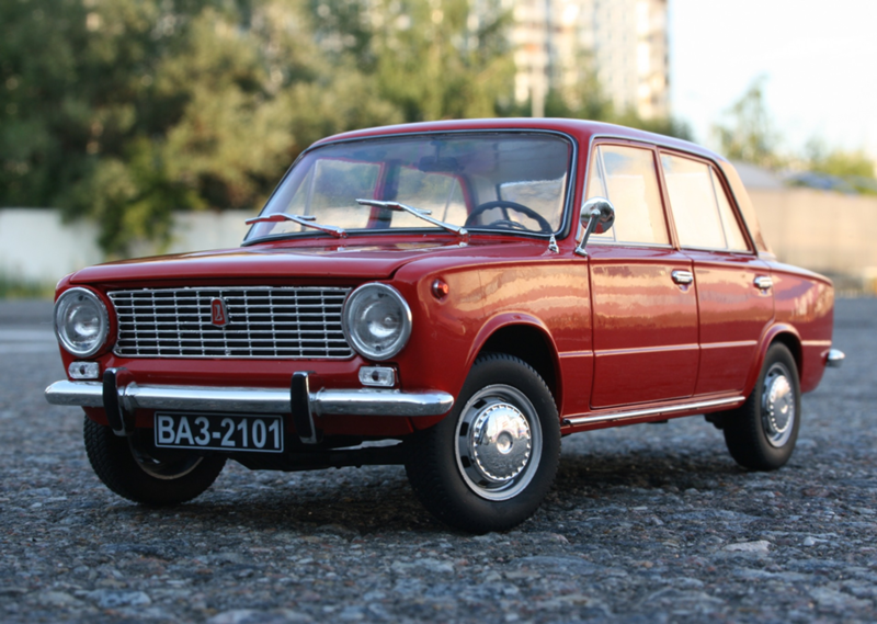 Продажа и замена автостекол ВАЗ-2101 (Копейка)