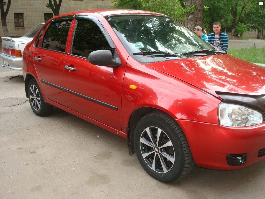 Продажа и замена переднего левого стекла ВАЗ-1118