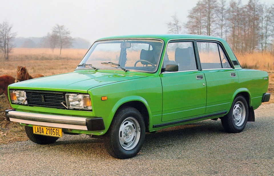 Продажа и замена заднего левого стекла на ВАЗ-2105