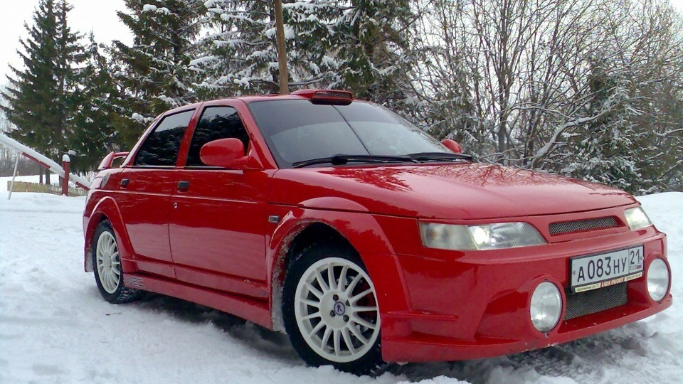 Продажа и замена заднего правого стекла ВАЗ-2110