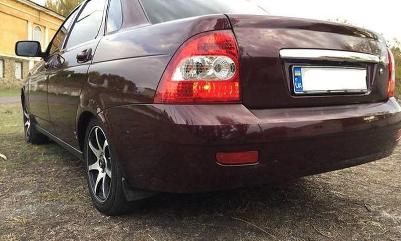 Продажа и замена переднего левого стекла на ВАЗ-2170