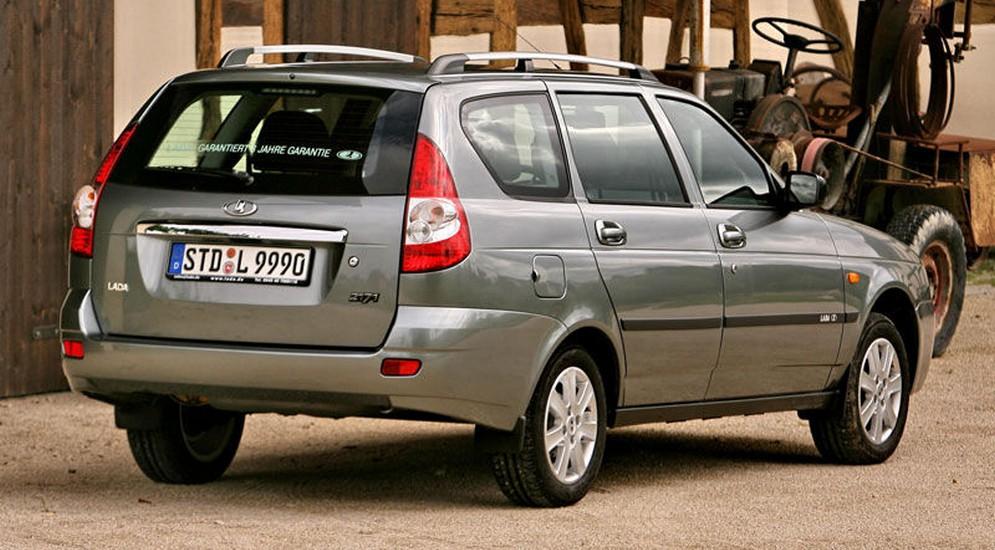 Продажа и замена заднего правого стекла ВАЗ-2171