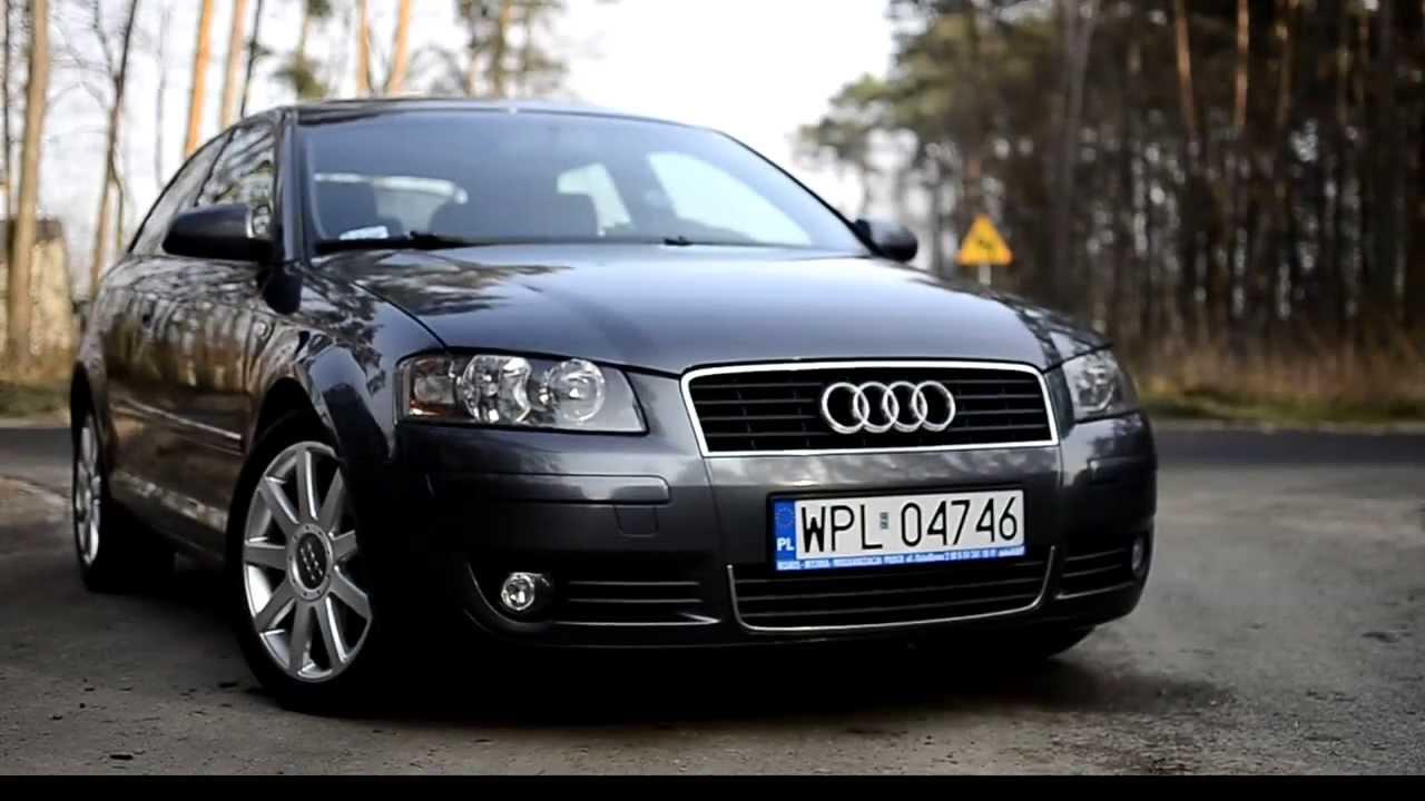 Продажа и замена переднего левого стекла Audi A3