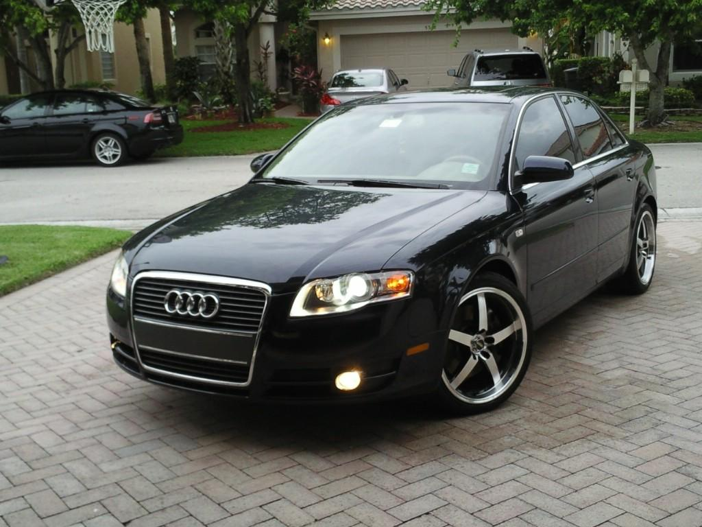 Продажа и замена переднего левого стекла Audi A4