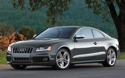 Продажа и замена переднего левого стекла Audi A5