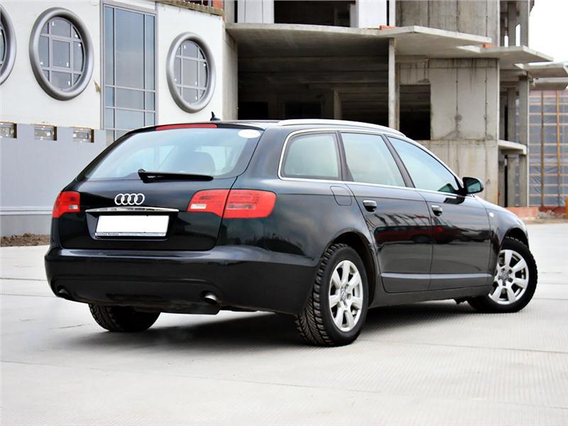 Продажа и замена заднего правого стекла Audi A6