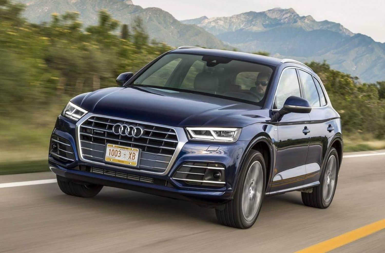 Продажа и замена переднего левого стекла Audi Q5