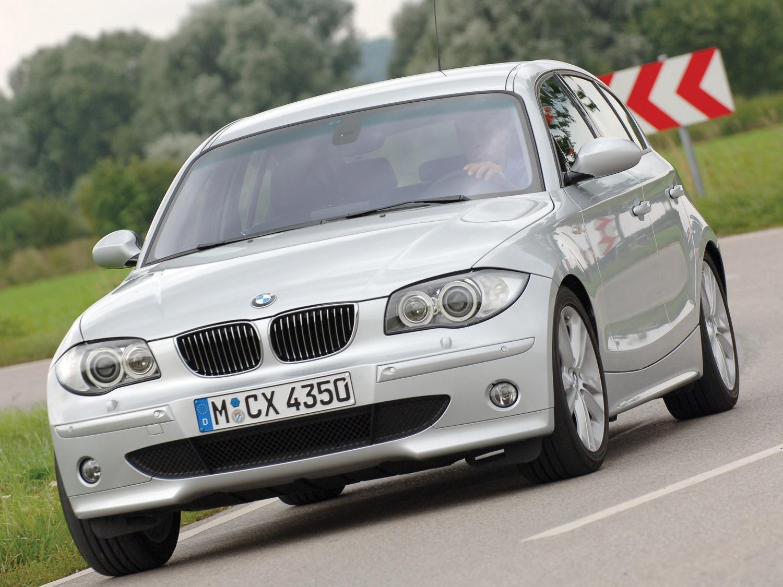 Продажа и замена автостекол BMW 1 E87