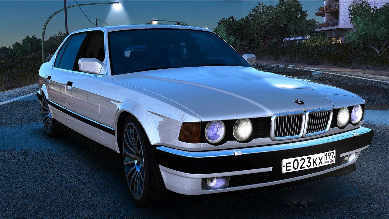 Продажа и замена переднего левого стекла BMW 7 E32