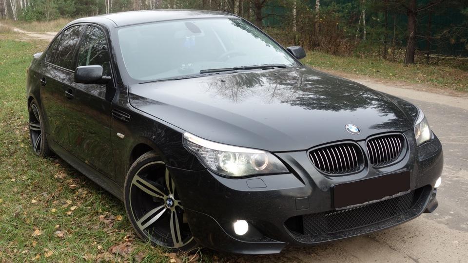 Продажа и замена заднего левого стекла BMW 5 E60