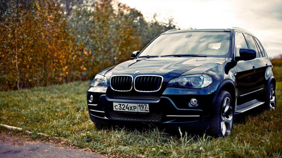 Продажа и замена переднего правого стекла BMW X5 E70