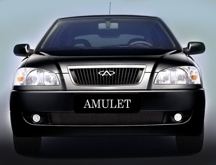 Продажа и замена заднего левого стекла Chery Amulet