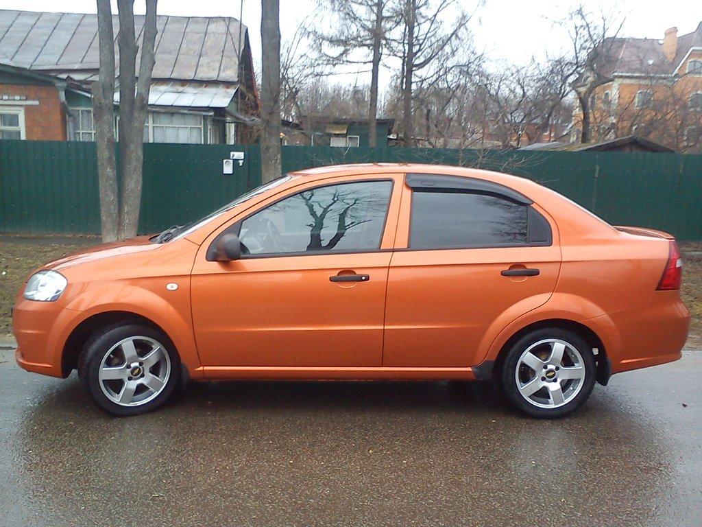 Продажа и замена переднего левого стекла Chevrolet Aveo 2