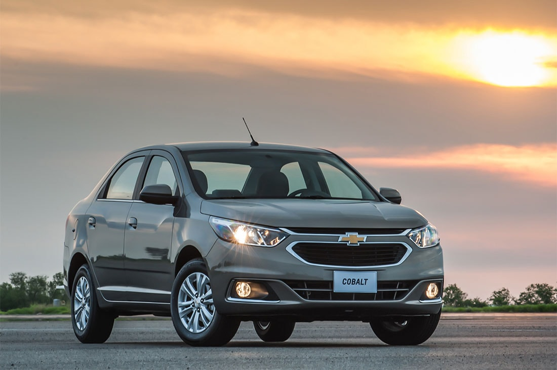 Продажа и замена переднего левого стекла Chevrolet Cobalt