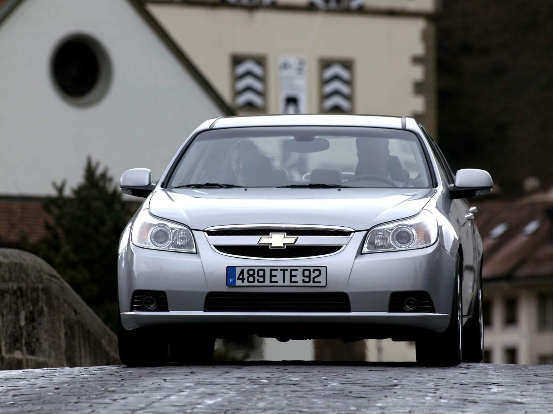 Продажа и замена переднего левого стекла Chevrolet Epica