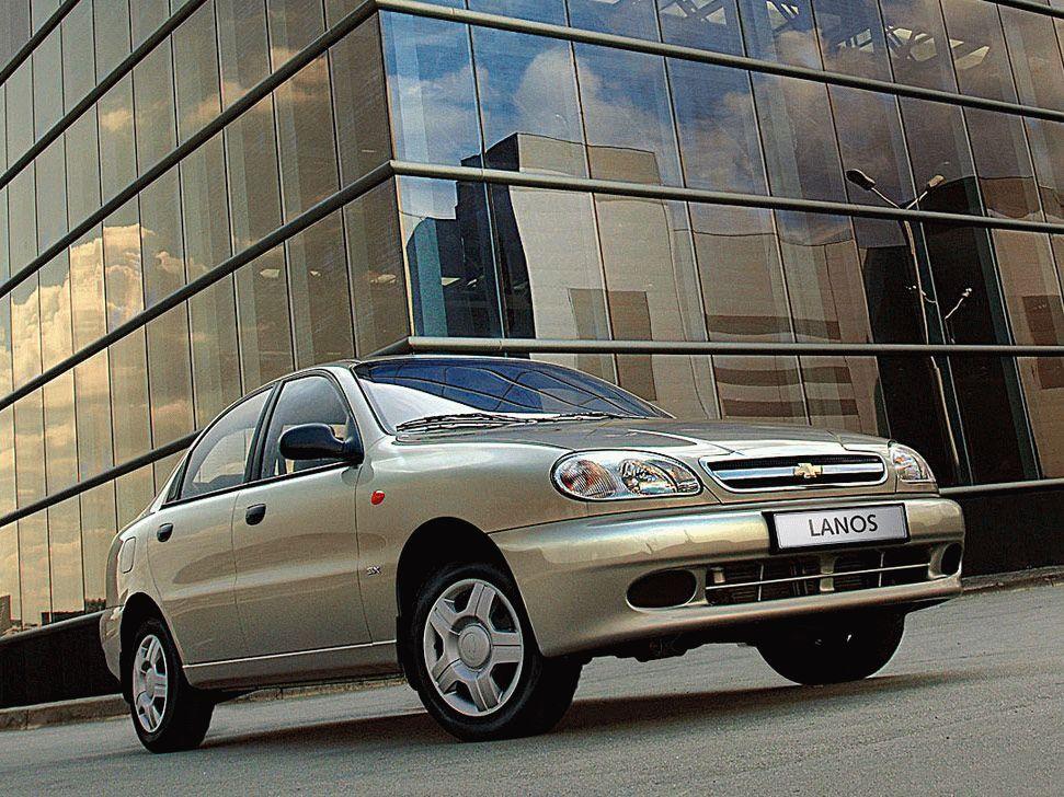 Продажа и замена переднего левого стекла Chevrolet Lanos