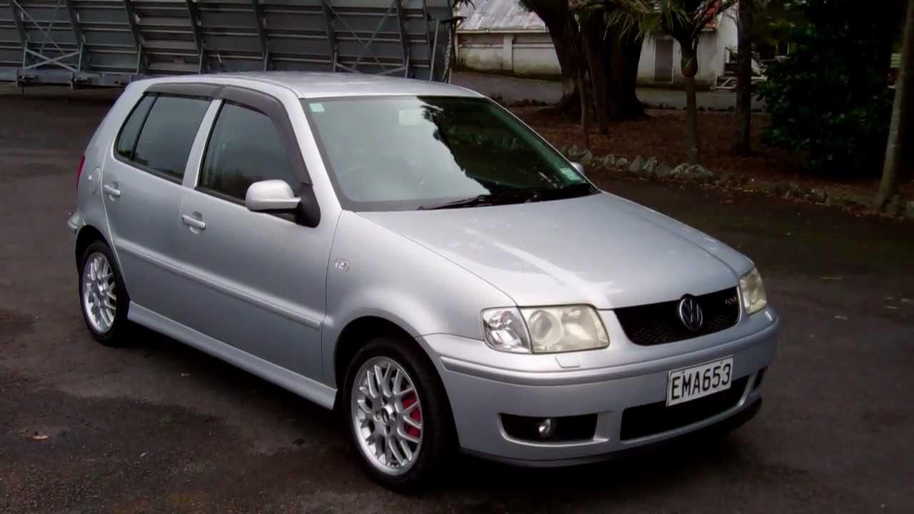 Лобовое стекло VW Polo IV 1998-2001