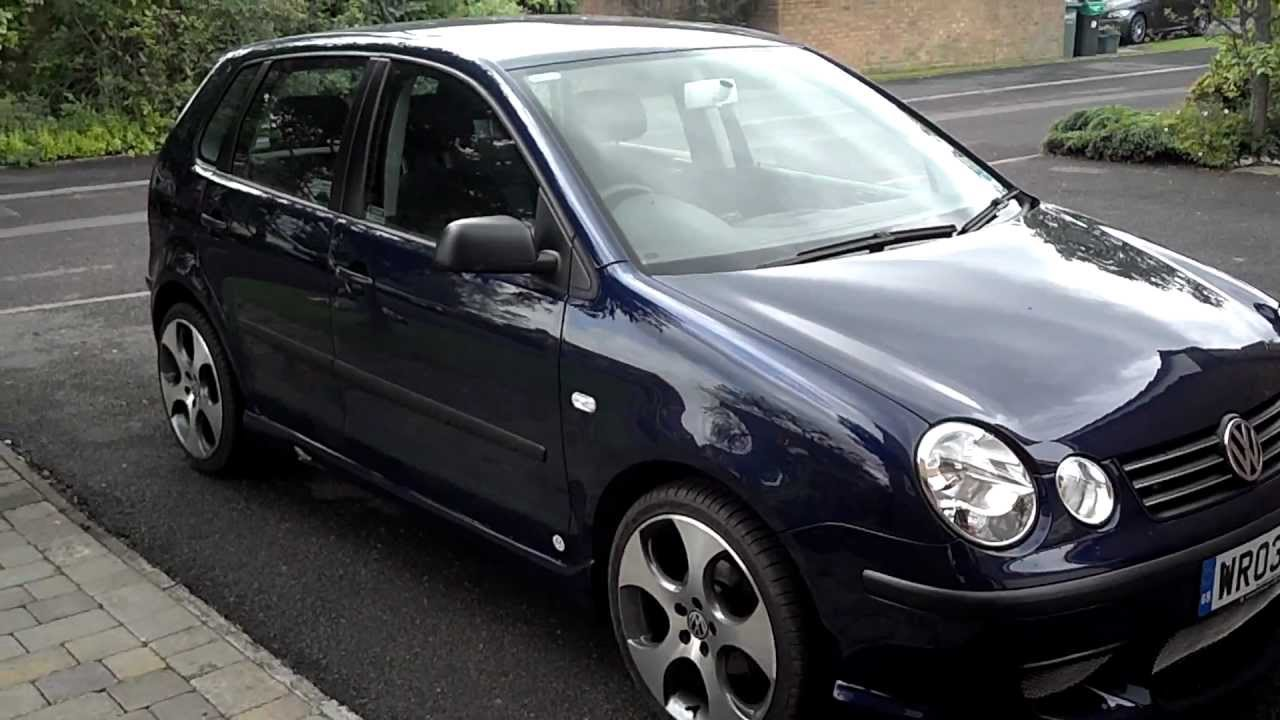 Лобовое стекло VW Polo 3/5D Hbk 2001-