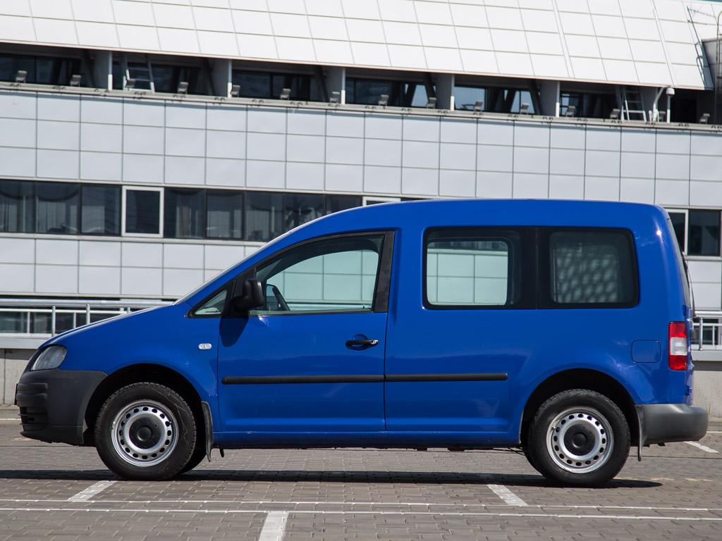 Лобовое стекло VW Caddy в Уфе. Продажа и замена.